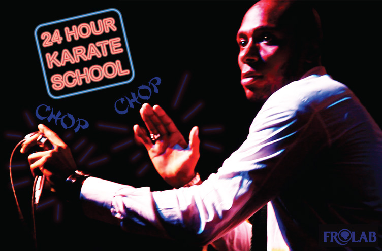 Mos Def - 24 Hour Karate School