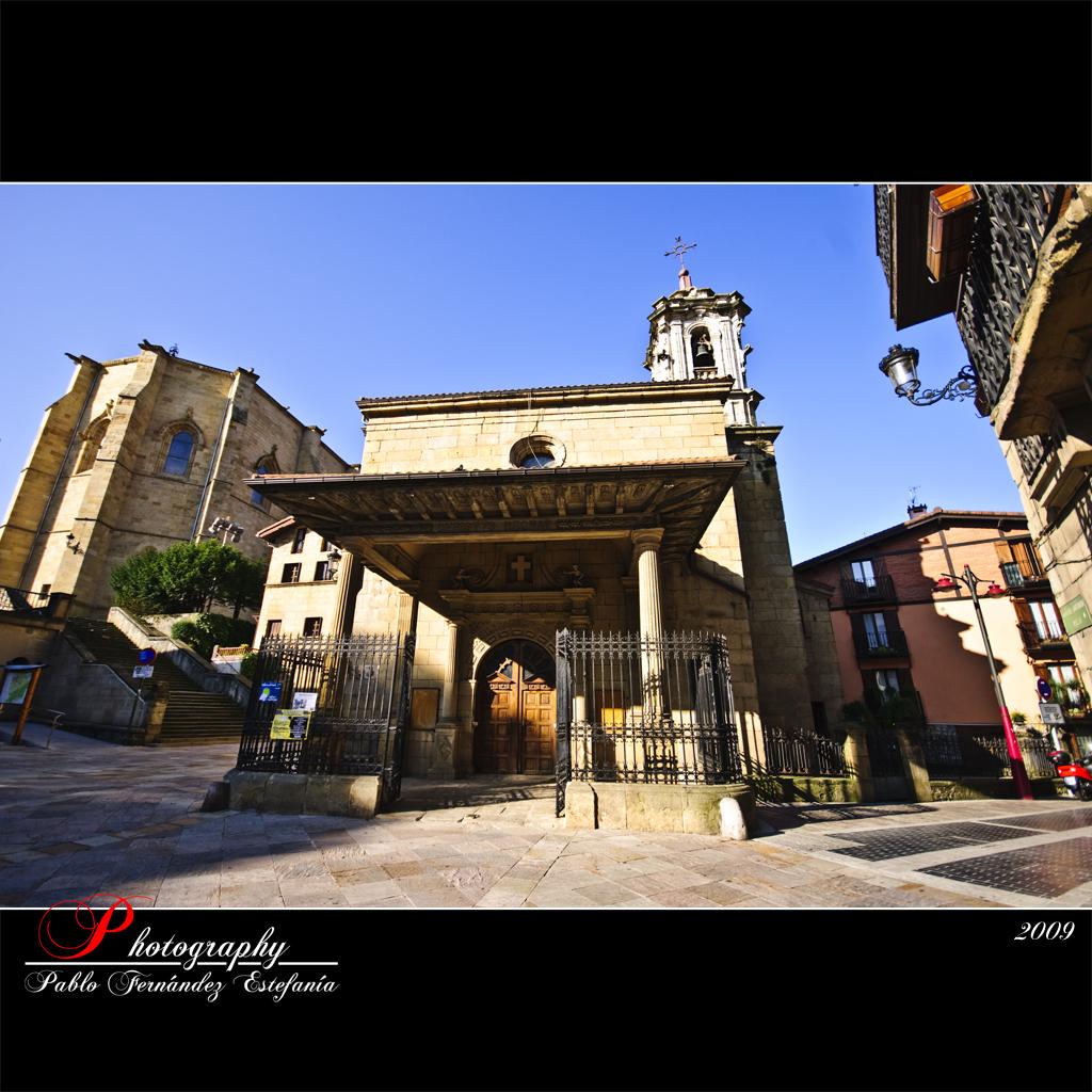 4197203082 42b1746e1a o Basílica del Santo Cristo (Lezo)