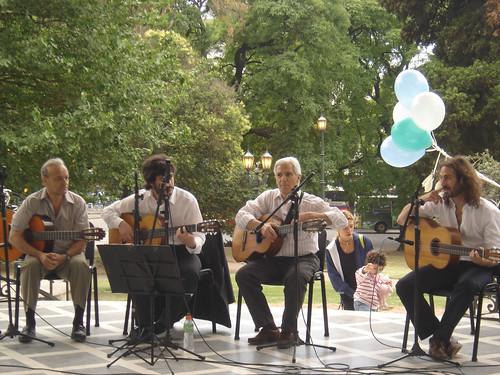 Planatacion 2009-cuarteto guitarras