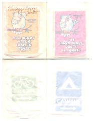 1972 Kellogg's Cocoa Hoots Cereal Premiums w/ Owl Newton (gregg_koenig) Tags: breakfast vintage w cereal owl 70s 1970s cocoa 1972 premium kelloggs newton hoots premiums
