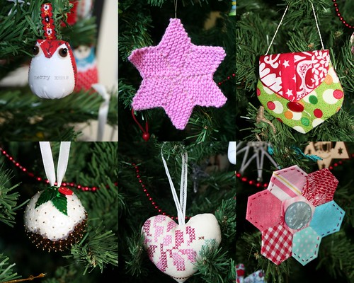Group 1 ornaments