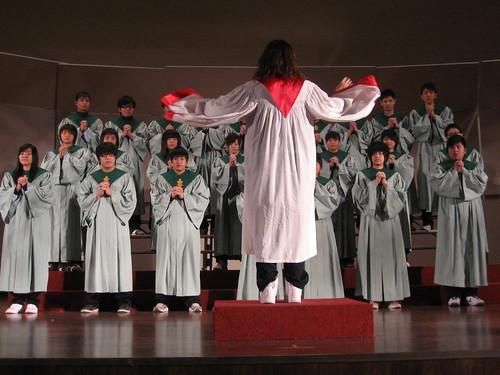 Nan Kan Senior High School Xmas Show