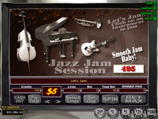 free Jazz Time slot bonus game