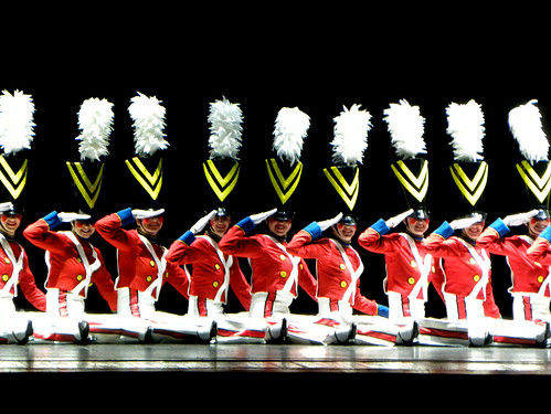 Rockettes Wooden Soldiers
