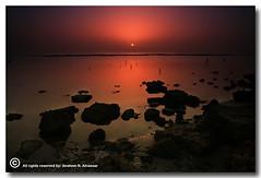 Farewell (ibrahem N. ALNassar) Tags: seascape canon landscape eos 5 n farewell l 5d kuwait usm ef 1740mm f4     alnassar  anawesomeshot ibrahem