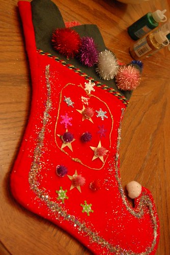 emma g's stocking