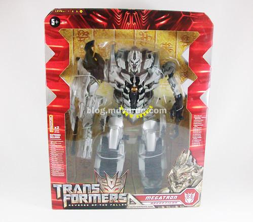 Transformers Megatron RotF Leader - caja