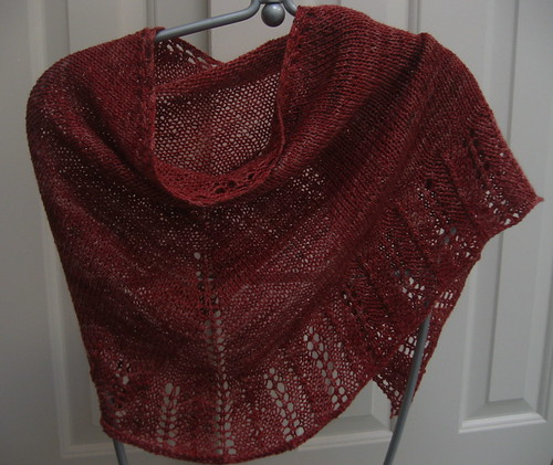 December Little Shawl