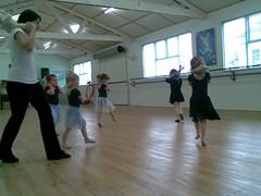 20091201c Kathleen at ballet
