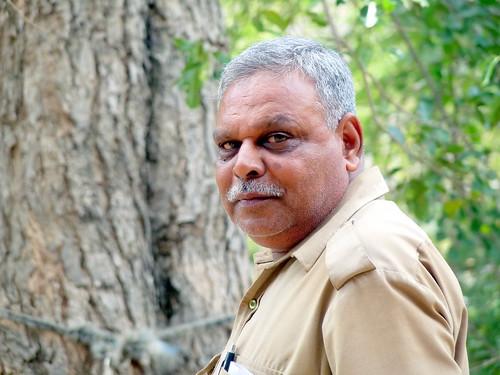 Mr. Anthony of the Bheemeshwari Fishing Camp