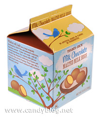 Trader Joe's Milk Chocolate Malted Milk Eggs