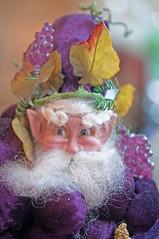 Purple wine fairy or sprite or elf or pixie thingy - neat huh? (Lea and Luna) Tags: spring nikon purple bokeh saturday winery fairy va grapes 60mm nikkor thingy winecountry stafford viginia virginiawinecountry d5000 hpps perfectpurplesaturday happyperfectpurplesaturday potomacpointvineyardandwinery