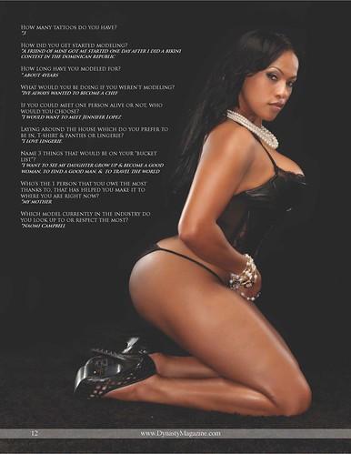 Naomi - Dynasty Magazine