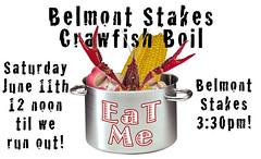 crawfish boil @ EAT: An Oyster Bar