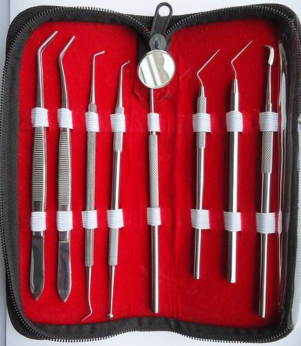 Dental kit 8 pcs-YNR