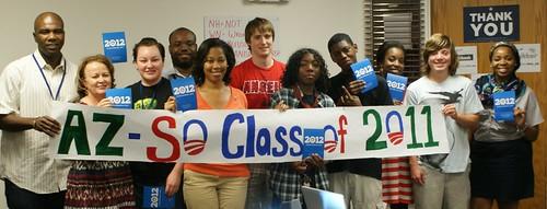 AZ Summer Organizer Class of 2011