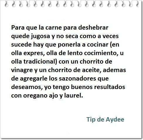 Tip Aydee