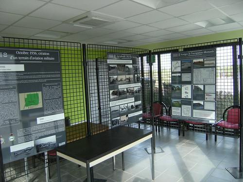 Salle d'exposition aérodrome de Merville-Calonne 5845822069_2a2b9bc423