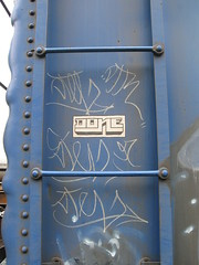 Dtel 1997 (The Next Step.) Tags: graffiti dtale dtail boxcargraffiti