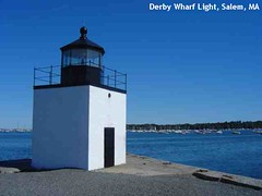 Derby Wharf Light- Salem MA (kevystew) Tags: lighthouse essexcounty massachusetts salem nationalregister nationalregisterofhistoricplaces derbywharf salemharbor kevsbest