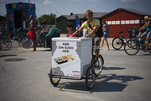 The Sushi Bicycle