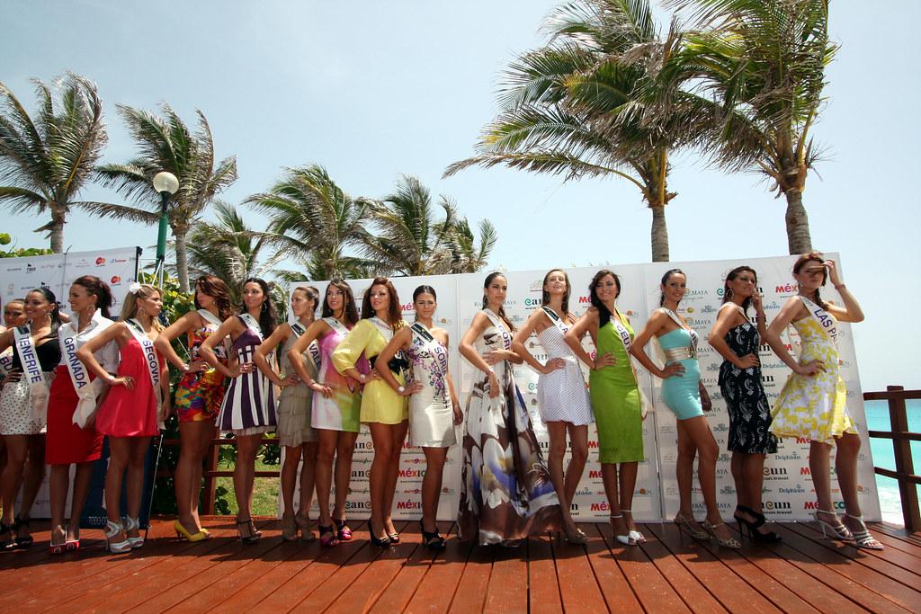 Miss España Granada Cancún