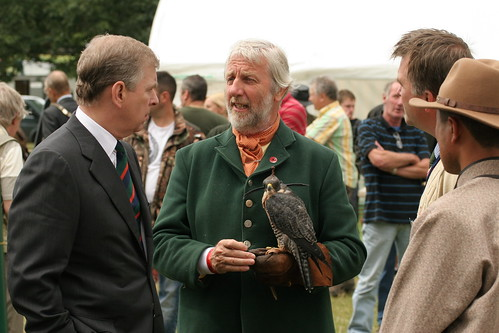 James Marchington: Falconry is officially 'a living ...