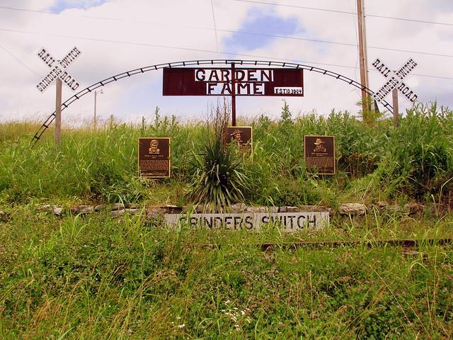 Grinders Switch Garden