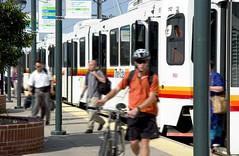 T-REX light rail in Denver (via Florda DOT)