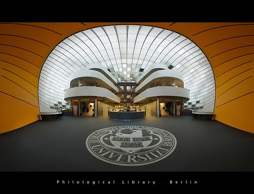 Philological Library, FU Berlin
