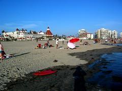 Coronado Beach (abattlingbishop) Tags: coronado coronadodel abattlingbishop coronadoshores