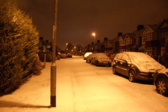Snow in the suburbs (Jonathan Creaser) Tags: winter snow snowfall hounslow whitton suberbs