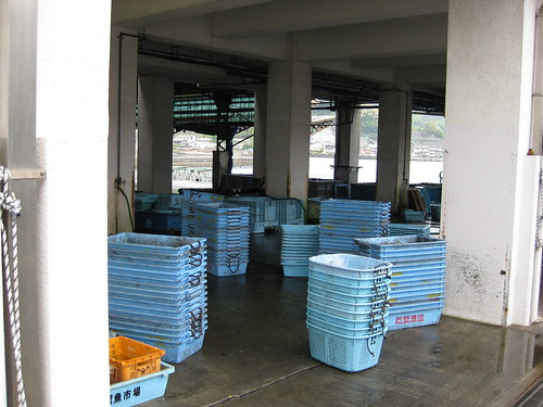 Owase Fish Market
