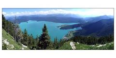 08.06.29 Walchensee (PROFI-LACK-TISCH) Tags: alps germany bayern deutschland bavaria alpen walchensee