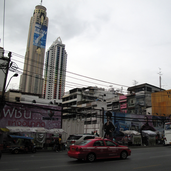 Cloudy centre
