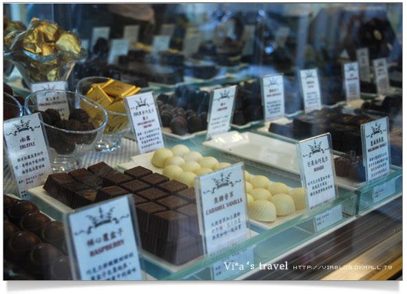 【情人節巧克力】手工巧克力的堅持~埔里18度C巧克力工坊14
