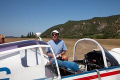 Christian, notre pilote