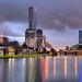 Quiet Sunday evening in Melbourne HDR © Tim McRae