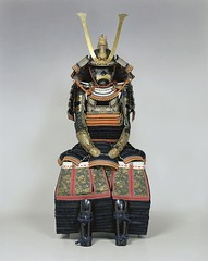 Samurai Exhibit (Courtesy Asian Art Museum)