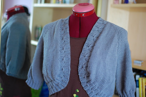 new mini-cardigan