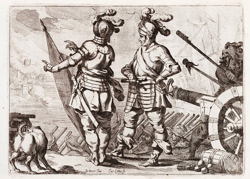 009 La pompa della solenne entrata fatta dalla serenissima Maria Anna austriaca  figlia dellinuittissimo imperante Ferdinando terzo et sposa del potentissimo Filippo ...1651