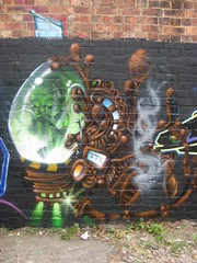 Si2 (walkerizm) Tags: newcastle graffiti north east graff ttk si2