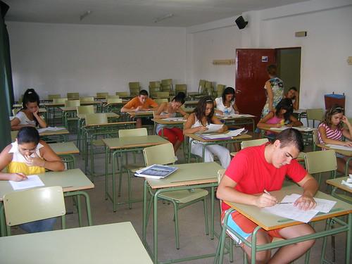 Exámenes de Septiembre 2009
