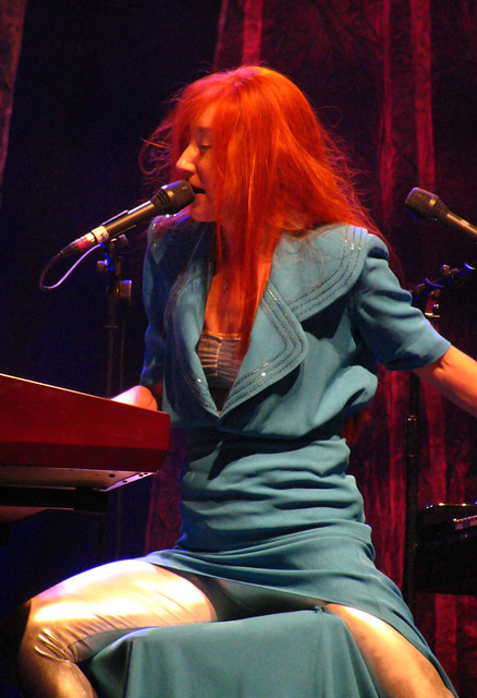 Tori Amos IMG_0865 by Andrea Armfield