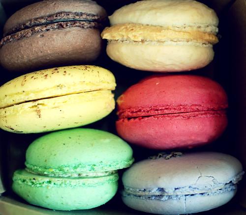 Hazy Macarons