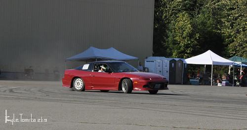 Nissan Skyline R33 Drifting. Nissan Skyline R33 Drifting.