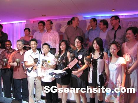 Singapore Blog Awards 09 Winners