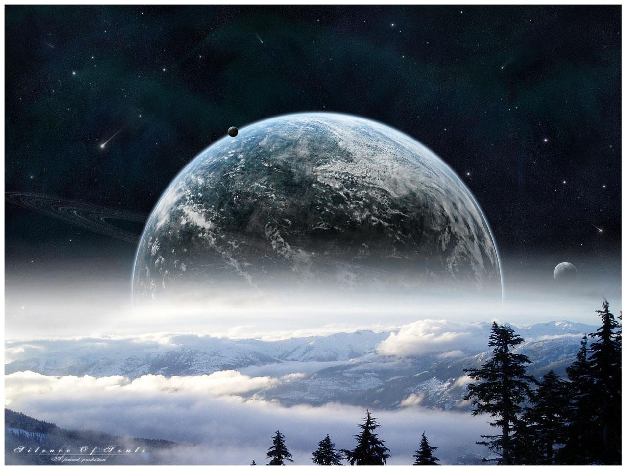 Virtual Universe Free Hd Wallpaper 453