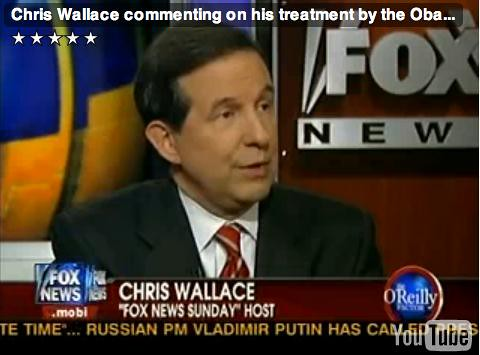 """Wallace On The Obama White House: """"They Are The Biggest Bunch Of Cry Babies I have Dealt With In My 30 Years"""""""