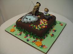 bolo Pescador (Isabel Casimiro) Tags: cake fisherman christening playstation bolos pescador bolosartisticos bolosdecorados bolopirataecupcakes bolopirata bolosdeaniversárocakedesign bolosparamenina bolosparamenino bolosparahomem